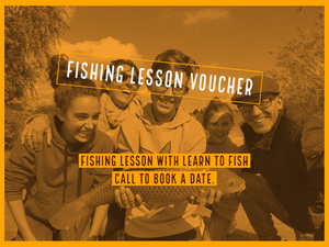 Fishing Lesson Voucher