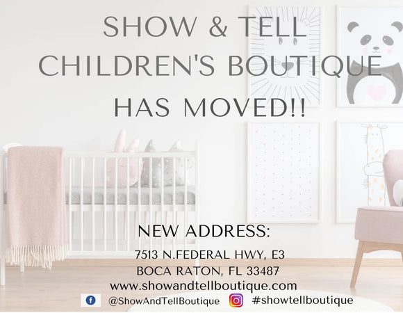 Show & Tell Has Moved