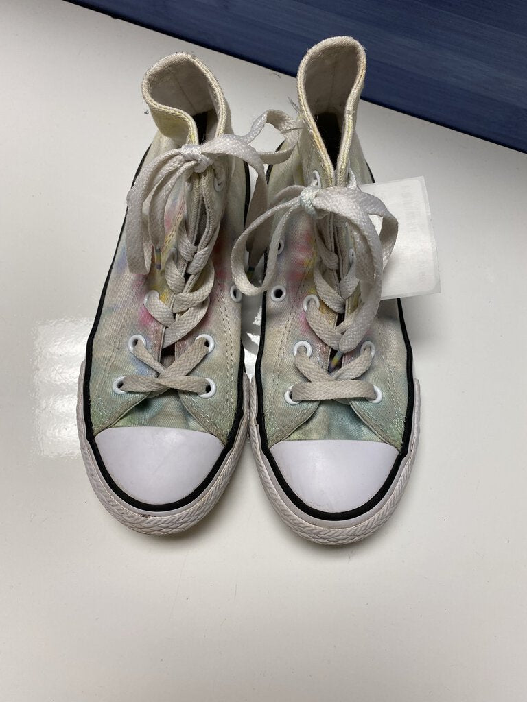 Girl's Converse All Star High Tops (size 13)