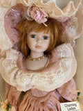 "Porcelain Doll ""Charming Ladies"""