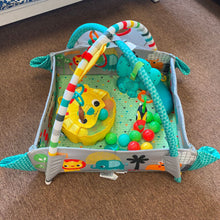 Load image into Gallery viewer, Bright Starts 5-in-1 Your Way Ball Play Activity Gym