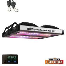Load image into Gallery viewer, California Lightworks SolarSystem 1100 (w/ Controller) LED Grow Lights