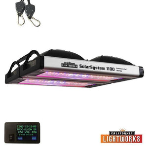 California Lightworks SolarSystem 1100 (w/ Controller) LED Grow Lights