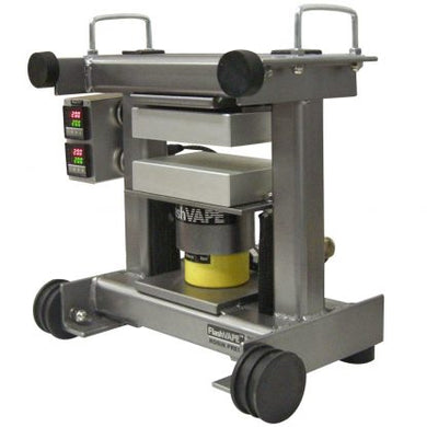 FVRosintech ROLLIE™ Paperless Driptech™ Portable 20 TON Desktop Rosin Presses 20R (5×7″ plates)