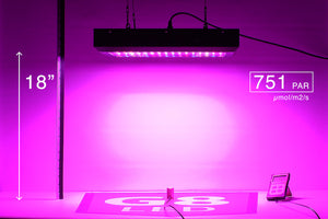 G8LED 450 Watt Full Spectrum Veg/Flower LED Grow Lights