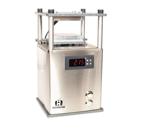 RosinBomb Rocket Electric Heat Press Rosin Presses