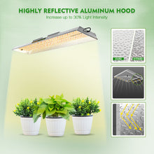 Load image into Gallery viewer, Mars Hydro TSL 2000 Indoor Full Spectrum 300W 2ftx4ft 3ftx5ft coverage LED Grow Lights
