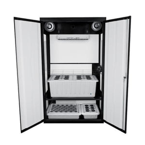 "SuperCloset SuperNova LED Grow Cabinet 46"" x 24"" x 78"""