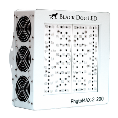 Black Dog LED PhytoMAX-2 200 Full Spectrum LED Grow Lights
