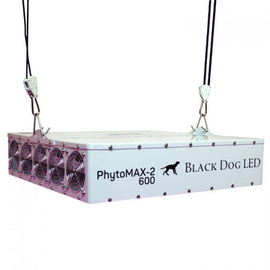 Black Dog LED PhytoMAX-2 600 Full Spectrum LED Grow Lights