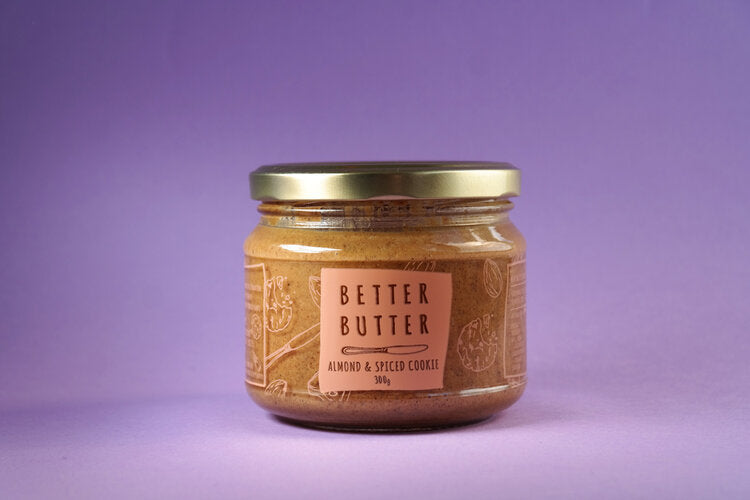 Better Butter - Almond and Spiced Cookie