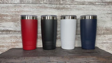 Load and play video in Gallery viewer, NEW!! THE PATRIOT PARTY - 16oz INSULATED TUMBLER