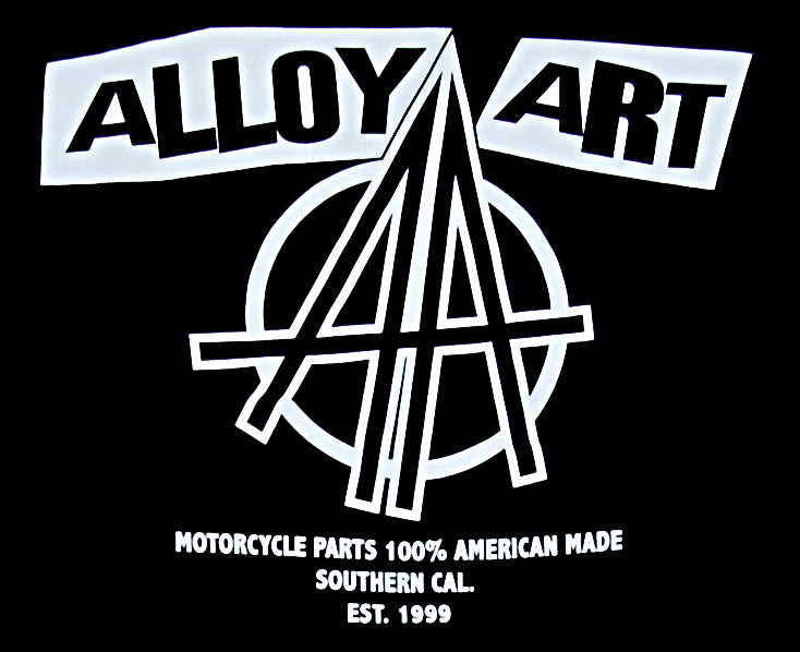 Alloy Art Punk Logo T-Shirt