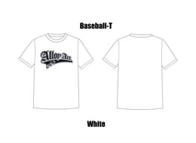 Load image into Gallery viewer, Alloy Art Baseball T-Shirt