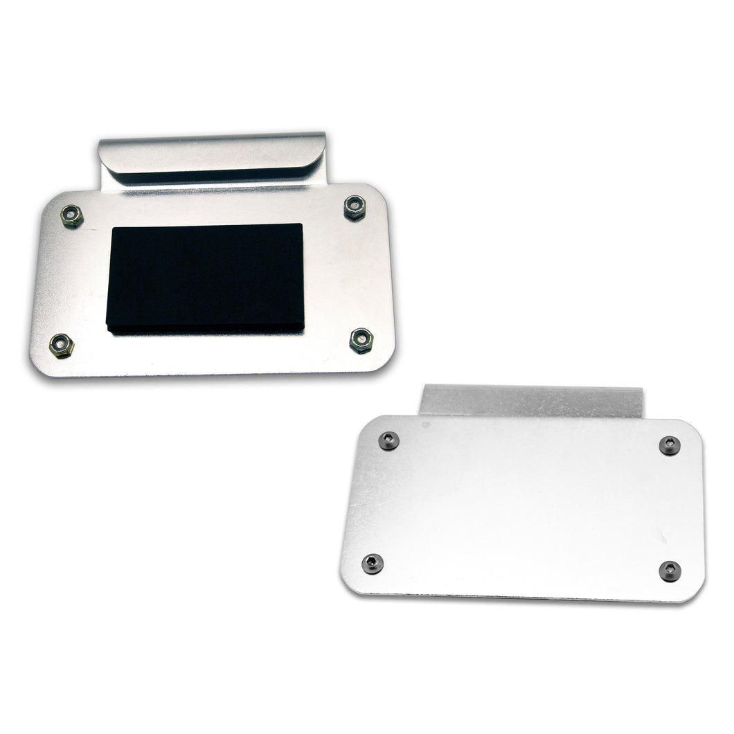 The Down Low Removable License Plate Mount