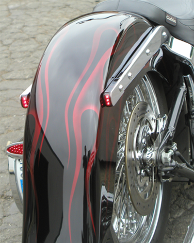 Softail Strut Lights (FXST/FLST/FLSTS)
