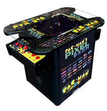 Load image into Gallery viewer, Pac-Man's Pixel Bash Arcade Game Cocktail Table