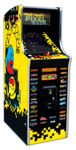 Load image into Gallery viewer, Pac-Man's Pixel Bash Cabaret Home Arcade Game