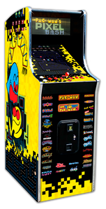 Pac-Man's Pixel Bash Cabaret Home Arcade Game