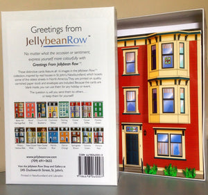 Greetings from Jellybean Row