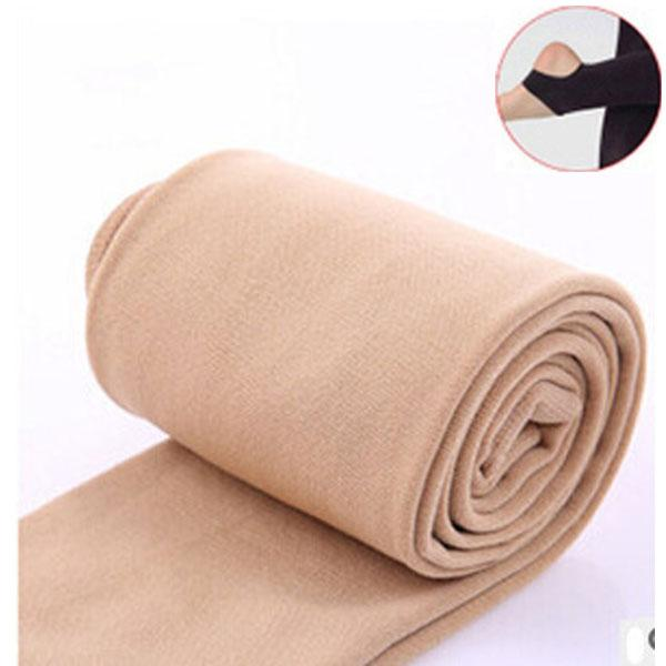 Women Clothing Online Store21  syle2 skin Woman thick warm leggings brushed Stretch Fleece Pants