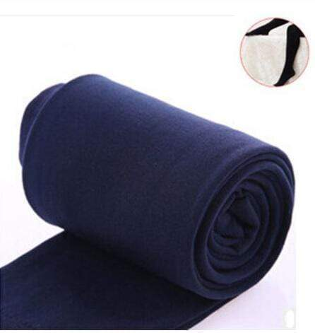 Women Clothing Online Store21  syle3 navy Woman thick warm leggings brushed Stretch Fleece Pants