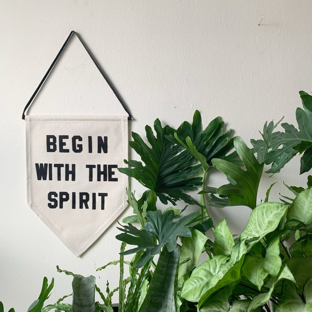 begin with the spirit by rayo & honey