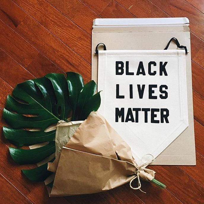 black lives matter by rayo & honey