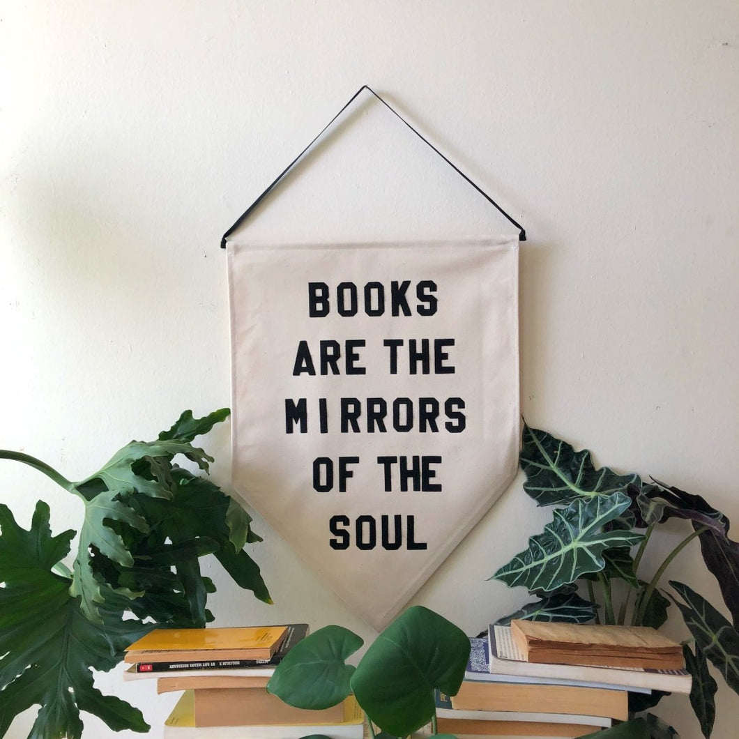 books are the mirrors of the soul by rayo & honey