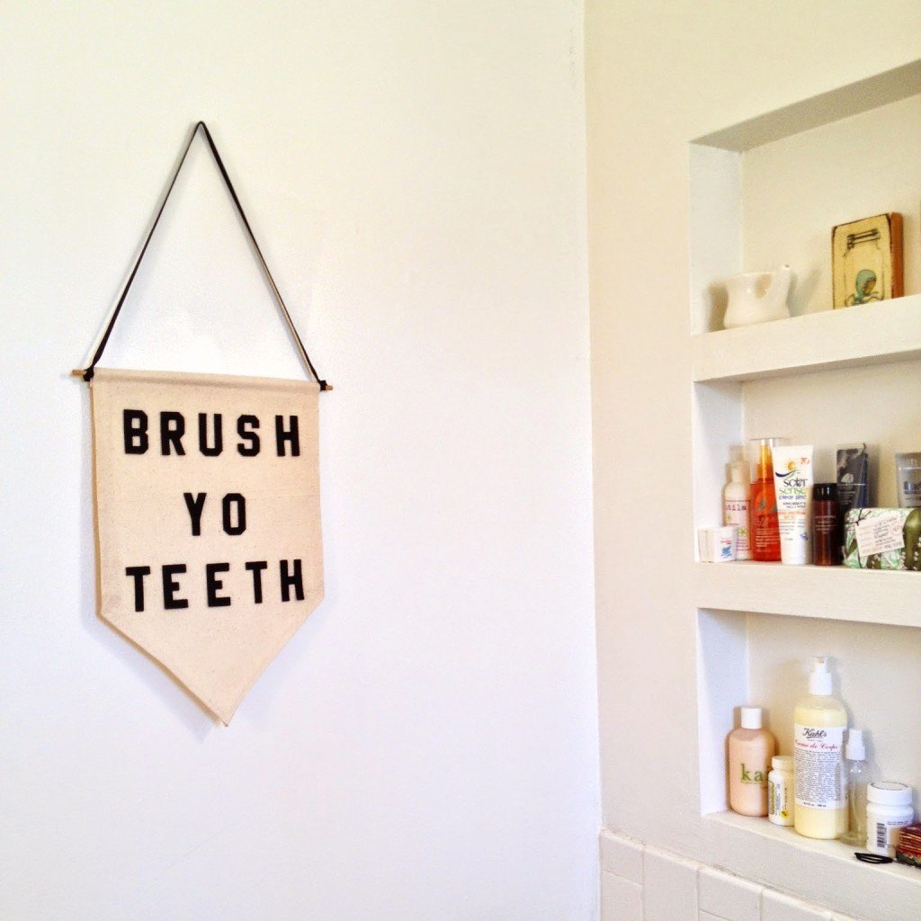 brush yo teeth by rayo & honey