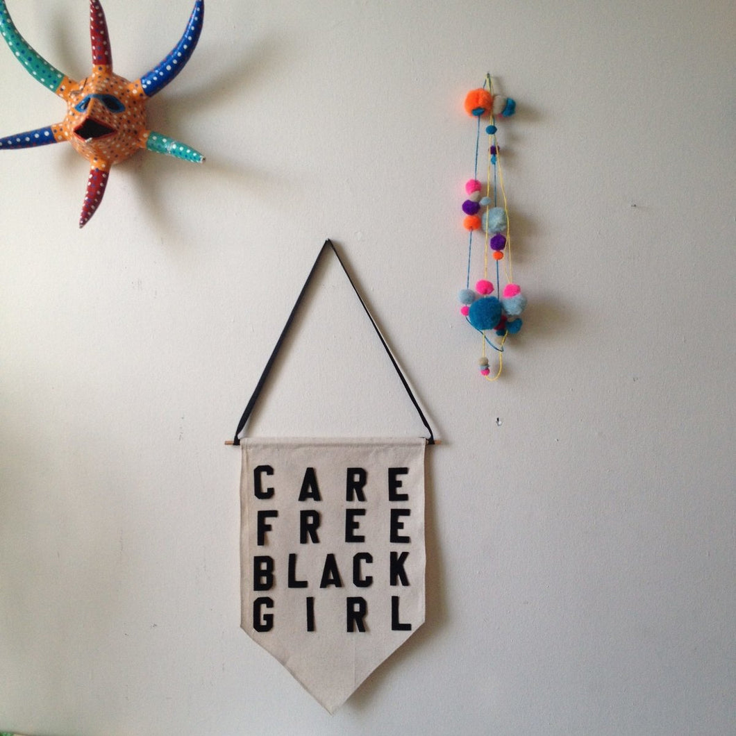 carefree black girl by rayo & honey