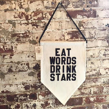 Load image into Gallery viewer, eat words drink stars by rayo & honey