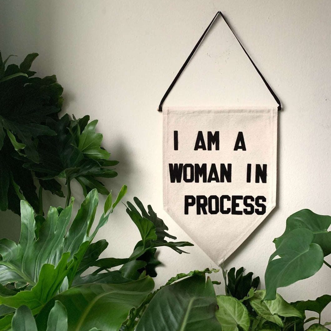 I am a woman in process by rayo & honey