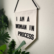 Load image into Gallery viewer, I am a woman in process by rayo & honey