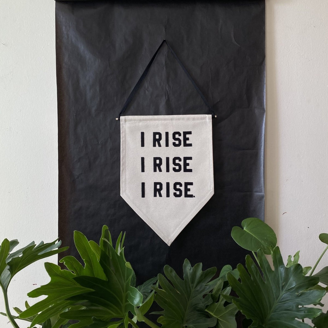 i rise i rise i rise. by rayo & honey