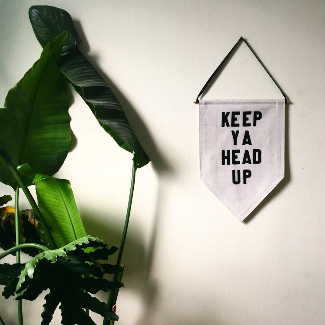 keep ya head up by rayo & honey