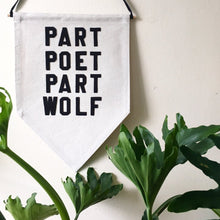Load image into Gallery viewer, part poet part wolf by rayo & honey
