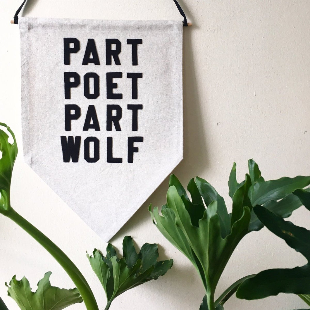 part poet part wolf by rayo & honey