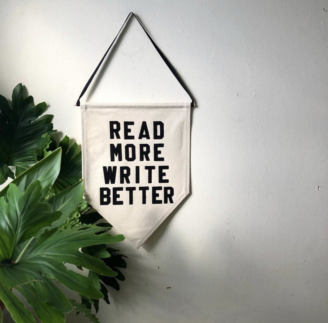 read more write better by rayo & honey