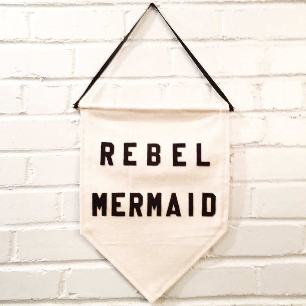 rebel mermaid by rayo & honey
