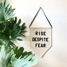 Load image into Gallery viewer, rise despite fear by rayo & honey