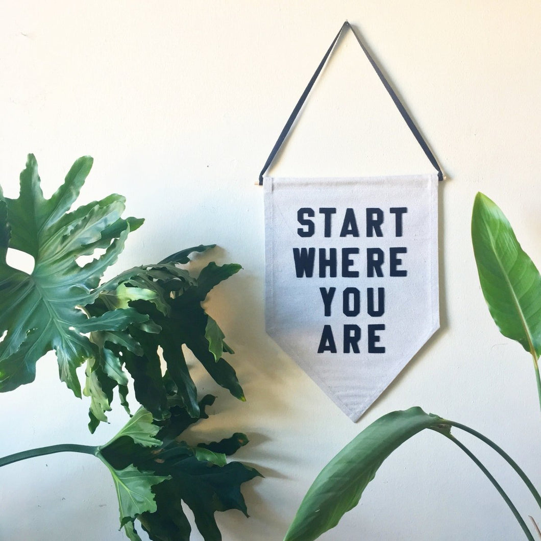 start where you are by rayo & honey