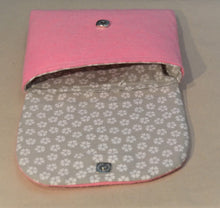 Load image into Gallery viewer, Moravian folk cosmetic bag - pink