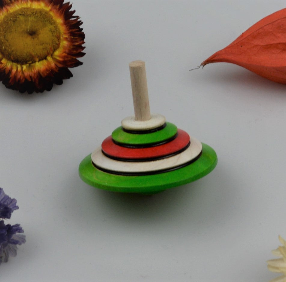 Spinning top simple