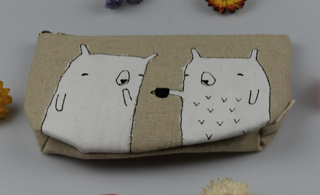 Cosmetic bag - large