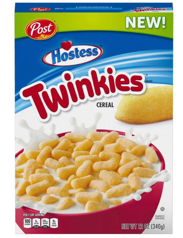Twinkies cereal