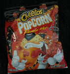 Cheetos Flaming Hot Popcorn