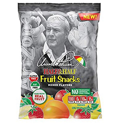 Arizona Arnold Palmer Half n Half fruit Snacks 5oz