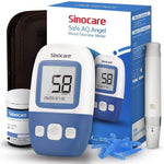 Sinocare Blood Glucose Monitor Safe AQ