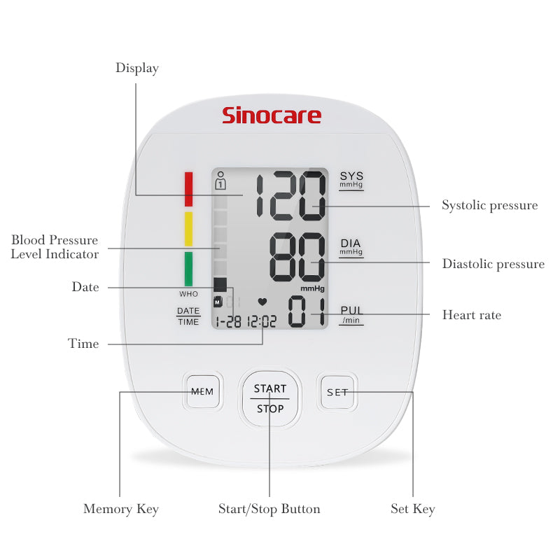 Load image into Gallery viewer, Sinocare Blood Glucose Uric Acid Meter with Test Strips Lancet